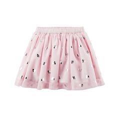 Carter's Woven Full Skirt - Toddler Girls