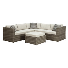 Outdoor by Ashley® Sumatra 2 Piece Sectional
