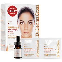 Dr. Dennis Gross Skincare 14 Day Alpha Beta Peel with Ferulic Acid + Retinol Solution