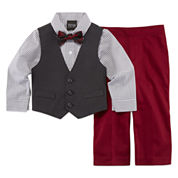 TFW Boys Long Sleeve Pant Set-Baby