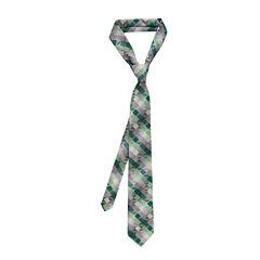 Van Heusen® Tie Right Quadrant Geo Tie