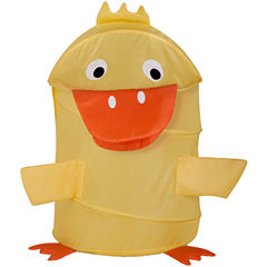 Honey-Can-Do® Duck Large Pop-Up Hamper