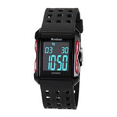 Armitron® Plastic Chronograph Watch