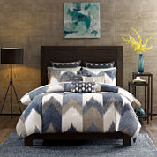 INK+IVY Alpine Chevron 3-pc. Comforter Set