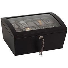 Locking Watch Box