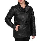 Excelled Belted Jacket