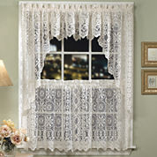 Hopewell Kitchen Curtains
