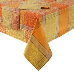Arlee Provence Jacquard Table Linen Collection