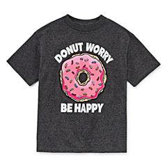 Donut Worry SS T-Shirt F17