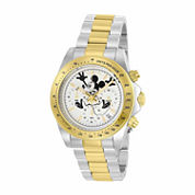 Invicta Mens Two Tone Bracelet Watch-22865