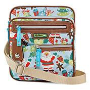 Lily Bloom Gigi Crossbody Bag