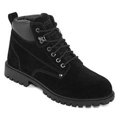 Big Mac Spokane Mens Steel Toe Work Boots