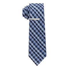 J.Ferrar J Ferrar Winter Formal Gingham Tie
