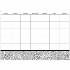 Brewster Wall Punjab Coloring Calendar Decal Message Board