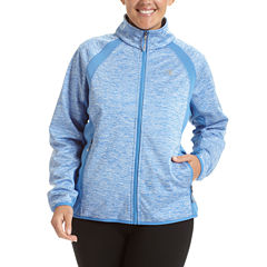 Champion® Knit Softshell Jacket - Plus