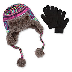 Total Girl Girls Cold Weather Set-Big Kid