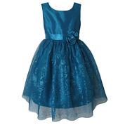 Lilt Sleeveless A-Line Dress - Preschool