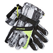 Winter Proof Boys Cold Weather Gloves-Big Kid