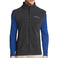 Columbia® Flattop Ridge™ Sleeveless Lightweight Fleece Vest