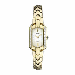 Seiko Ladies Gold Tone Bracelet Watch-Sup330