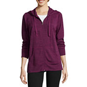 Made for Life™ Sweater Jersey Jacket - Petite