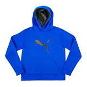 Puma® Water-Repellent Graphic Pullover Hoodie - Boys 8-20