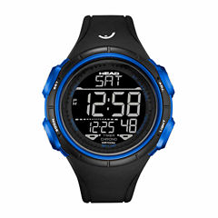 Head Slalom Mens Black Strap Watch-He-100-01
