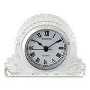 Godinger Silver Mantel Clock-2668