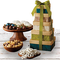 Harry & David® Tower of Sweet Treats Gift Box