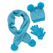 Okie Dokie Girls Cold Weather Set-Preschool