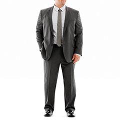 JF J. Ferrar® Stretch Gabardine Suit Separates - Big & Tall