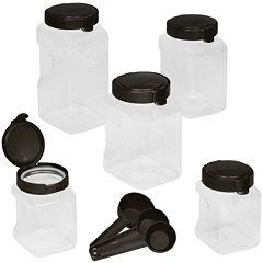 Snapware® 10-pc. Airtight Canister Set
