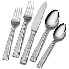 Pfaltzgraff® Everyday Dawson Frost 20-pc. Flatware Set