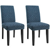 Downtown Set of 2 Parsons Chairs