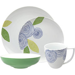Nikko® Artist Floral 4-pc. Place Setting