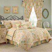 Waverly® Cape Coral Quilt Set