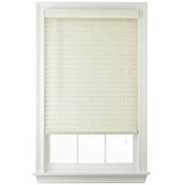 JCPenney Home Wood Horizontal Blinds