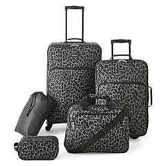 Protocol Hamilton 5-pc. Spinner Luggage Set