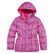Xersion Girls Heavyweight Puffer Jacket-Big Kid & Plus