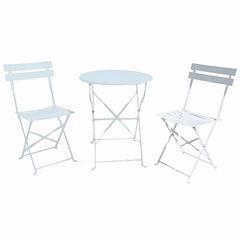 Carolina Chair & Table Malibu 3-pc. Bistro Set