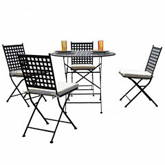 Carolina Chair & Table Cambridge 5-pc. Patio Dining Set