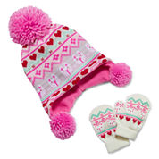 Girls Cold Weather Set