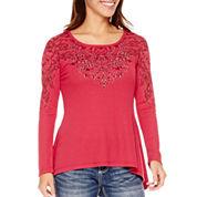 Unity™ Long-Sleeve Thermal T-Shirt - Petite