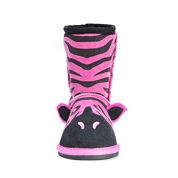 Zoo Babies Girls Zebra Boots - Toddler