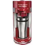 Hamilton Beach® FlexBrew® Single-Serve Coffee Maker