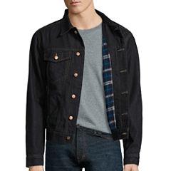 Big Mac Flannel Lined Trucker Jacket