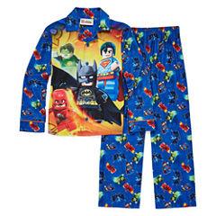 DC Comics Pajama Set Boys