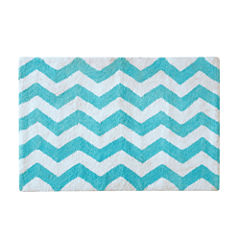 Intelligent Design Avery Cotton Bath Rug