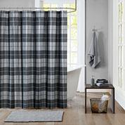Intelligent Design Hunter  Shower Curtain