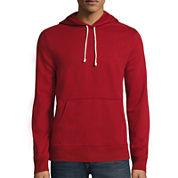 Arizona Solid Pullover Fleece Hoodie